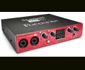Focusrite Scarlett 8i6 et 18i6, 2 interfaces audio USB 2